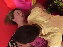 Voracious Lisa F is drilled