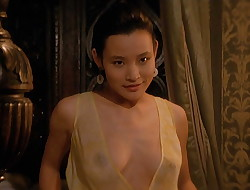 Joan Chen Jiggly Nips In Tai-Pan Movie ScandalPlanet.Com