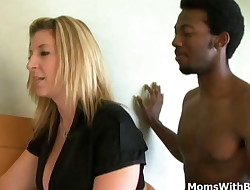 Apartment Manager Sara Jay Fucks 2 Black Tenants