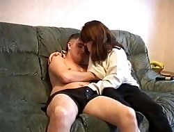 UK homemade hubby films wife with another fellow